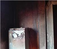 حريق يلتهم محتويات شقة عروسين قبل زفافهما بـ«الشرقية»