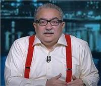 إبراهيم عيسى: الإخوان ليسوا شركاء في ثورة 25 يناير لكنهم قفزوا عليها