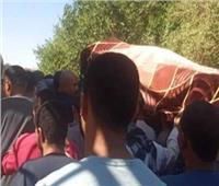 «النعش يهتز» مفاجأة لأهالي البحيرة أثناء تشييع جنازة «ميت حي»| فيديو
