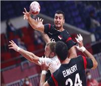 بث مباشر | مباراة مصر واليابان في منافسات كرة اليد بأولمبياد طوكيو