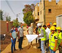 محافظ سوهاج: ارتفاع عدد مشروعات الصرف الصحي إلى 76 مشروعا بالقرى
