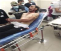 شباب يعتدون على زوج أمهم بالأسلحة البيضاء في الإسماعيلية