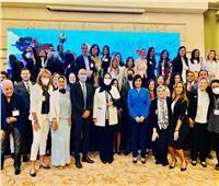 القباج تشارك في احتفالية مسابقة «ايناكتس مصر ٢٠٢١» لريادة الأعمال
