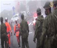 أولمبياد طوكيو تحت تهديد «نيبارتاك»| فيديو