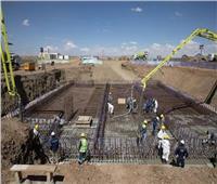 وزير الكهرباء في روسيا للاحتفال بتصنيع أولى معدات محطة الضبعة النووية