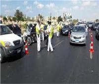 ضبط 5 ألاف مخالفة مرورية  على الطرق السريعة في 24 ساعة