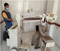«حياة كريمة».. خدمات طبية لـ1801 مواطن بقرية شارونة في المنيا