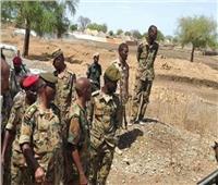 صحيفة سودانية: العثور على قيادي عسكري سوداني بإثيوبيا بعد تعذيبه