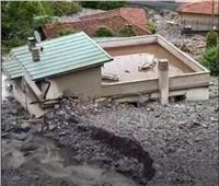 آثار مدمرة للتقلبات الجوية في إيطاليا | شاهد