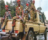 إعلام سوداني: 40 شاحنة مُحملة بجنود إريتريين تصل الحمرة في إثيوبيا