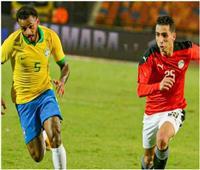 «الريمونتادا المثيرة».. شاهد آخر مواجهة بين الأولمبي المصري والبرازيل