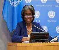 أمريكا تؤكد التزامها بـ«حل الدولتين» ودعم الجهود في غزة