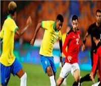 طوكيو 2020.. موعد مباراة مصروالبرازيل في ربع النهائي