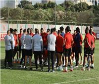 تفاصيل اجتماع «عبد الحفيظ» مع لاعبي الأهلي قبل انطلاق التدريب