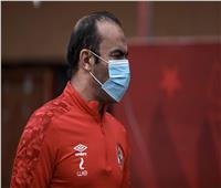 عبد الحفيظ يطمئن على سداسي الأهلي «الأوليمبي» بعد التأهل لدور الثمانية