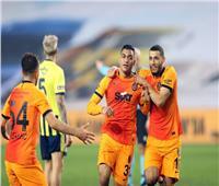 مصطفى محمد يقود جالاتا سراي أمام أيندهوفن في تصفيات دوري أبطال أوروبا