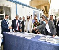 «محلية النواب» تتفقد عددًا من المشروعات في الغربية