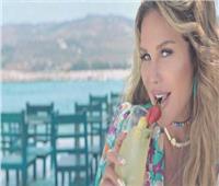 نيكول سابا تطرح البرومو الدعائي الثاني لـ«الجو حلو»