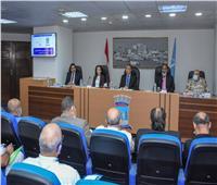 جلسة للتشاور المجتمعي للأثر البيئي والاجتماعي لمشروع مترو أبوقير بالإسكندرية