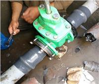 مياه أسيوط: الانتهاء من تجديد وإحلال 73 محبسًا