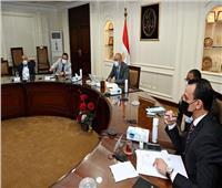 وزير الإسكان يتابع موقف تنفيذ المشروعات المختلفة بمدن ناصر الجديدة وأكتوبر