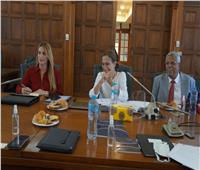 «غرفة الإسكندرية» تستقبل سفيرة كولومبيا لتنشيط التبادل التجاري