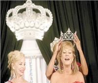 «جيدي» ملكة جمال الجدات في تكساس