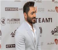 تامر حسني عن «مش أنا»: حققنا أعلى إيراد لفيلم عربي في تاريخ السينما المصرية