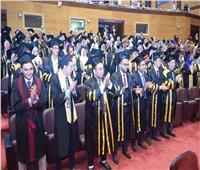 جامعة سوهاجتحتفل بتخريج الدفعة الثالثة من كلية الصيدلة
