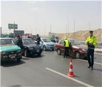 «أكمنة المرور» ترصد 2107 مخالفة على الطرق السريعة