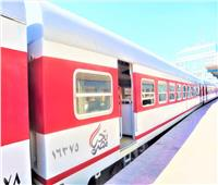 السكة الحديد تزين خط الصعيد بـ«عربات تحيا مصر».. الأحد