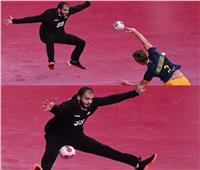 بعد تألقه أمام السويد| كريم هنداوي: المشوار لا يزال طويلا