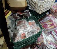 «شرطة التموين» تحبط ترويج 38 طن أغذية وأعلاف حيوانية مجهولة المصدر