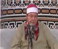 بث مباشر| شعائر صلاة الجمعة من مسجدالشيخ عبيد بالدقهلية