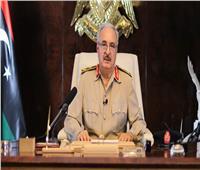 حفتر يكلف رئيس الأركان بمهام منصبه حتى الانتخابات الليبية