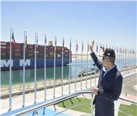 الفريق أسامة ربيع: عبور 71 سفينة بحمولات 4.8 مليون طن.. اليوم
