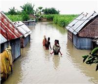 بنجلاديش.. مقتل 20 شخصا وعزل 300 ألف بسبب الفيضانات