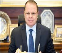 النائب العام يستقبل نظيره الليبي بمكتبه في القاهرة