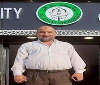 فتحي إبراهيم مديراً لمكتب نائب رئيس جامعة الازهر للدراسات العليا والبحوث