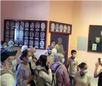 متحف الشرطة يحتفل باليوم العالمي للصداقة بطريقته الخاصة  صور