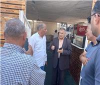 تشميع جزارة وتحرير مخالفات في حملة مكبرة بالإسماعيلية