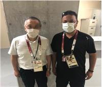 طوكيو 2020  اللجنة المنظمة تشيد بالبعثة الطبية المصرية