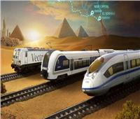 فيديو|وزير النقل يتابع أعمال مشروع القطار الكهربائي في حلوان