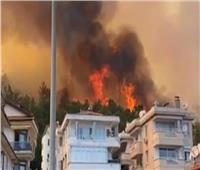 أردوغان يتعهد بتعويض متضرري الحرائق