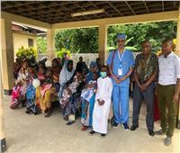 قافلة جامعة أسوان الطبية لتنزانيا تجري 49 عملية
