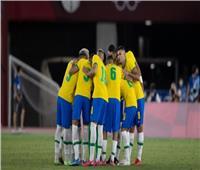 تشكيل البرازيل لمباراة مصر في ربع نهائي طوكيو 2020
