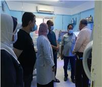 «صحة الغربية» متابعة جاهزية مستشفيات المحافظة على مدار الساعة
