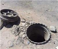 حبس رئيس قرية بالإسماعيلية بسبب مصرع طفلة في بالوعة صرف صحي
