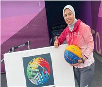 طوكيو 2020| سارة جمال تنهي مشاركتها التاريخية في الأولمبياد