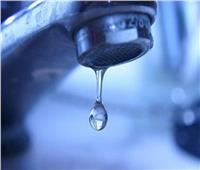 مياه الجيزة: انقطاع المياه عن بعض المناطق بسبب كسر مفاجئ بخط إمبابة